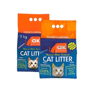 AK CAT LITTER 5KG