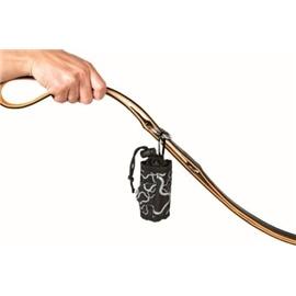 Trixie Dispensador em Nylon Preto de Sacos para Dejetos de Cao - OREXTX2295
