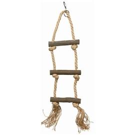 Trixie Escada em Corda com 3 Degraus para Aves 40 cm - OREXTX5186