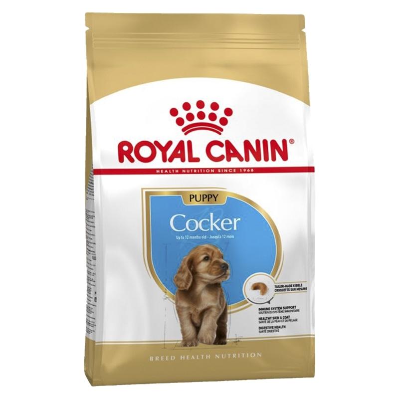 ROYAL CANIN COCKER PUPPY 3 KG - 3KG - RC4133400