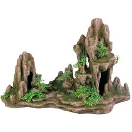 Trixie Escarpa Rochosa com Cavidades e Plantas - 45CM - OREXTX8855