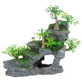 Trixie Escarpa Rochosa com Plantas - OREXTX8852