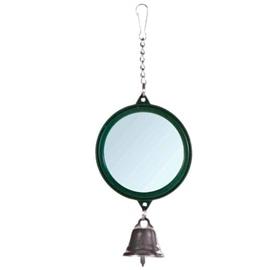 Trixie Espelho Redondo com Sino para Aves 5,5 cm - 5.5CM - OREXTX5215