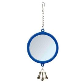 Trixie Espelho Redondo com Sino para Aves 7 cm - 7CM - OREXTX5216