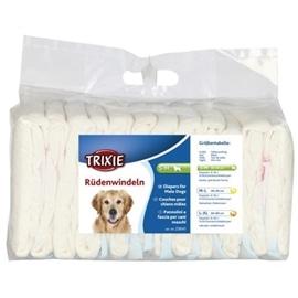 Trixie Fraldas Descartaveis para Cães 12 Unidades - L-XL - OREXTX23643