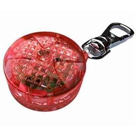 Trixie Identific. Segurança Flasher com Luz Led para Gatos Vermelho - OREXTX13441