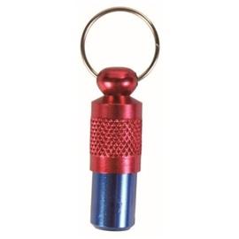 Trixie Identificador Metalico Azul-Vermelho para Cães - OREXTX2279
