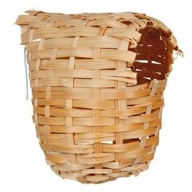 Trixie Ninhos em Bambu para Exoticos - GRANDE - OREXTX5605