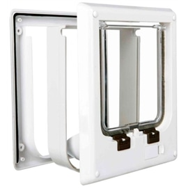 Trixie Porta Freecat de Luxe Electromagnetica com 4 Funçoes - KIT COMPLETO - OREXTX3869