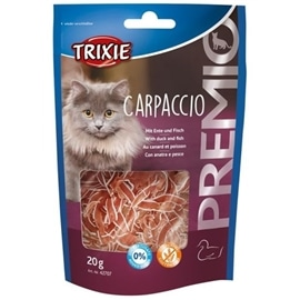 Trixie Premio Carpaccio com Pato e Peixe - OREXTX42707