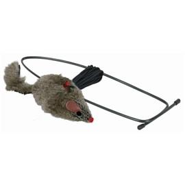 Trixie Rato com Corda Elastica para Pendurar Na Porta - OREXTX4065