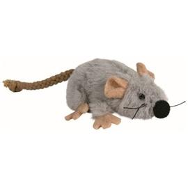 Trixie Rato em Pelúcia com Catnip para Gatos - OREXTX45735