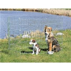 Trixie Recinto Galvanizado com Porta para Cachorros - OREXTX3954