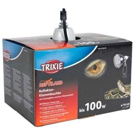 Trixie Reflector com Grelha Protecçao 100W-14Cm Ø - 100W - ø 14 x 17 CM - OREXTX76070