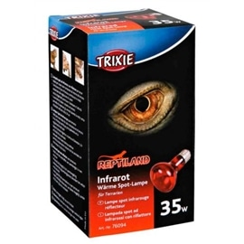Trixie Reptiland Infrared Heat Spot-Lamp, Red - 35W - OREXTX76094
