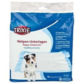 Trixie Resguardo Absorvente para Cachorros 10 un. - 60x60CM (emb. c/ 10) - OREXTX23412