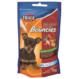 Trixie Soft Snacks Bouncies com Frango, Cordeiro e Tripa - 75GR - OREXTX31493