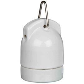 Trixie Suporte Ceramico com Cabo e Interruptor Para Pendurar - OREXTX76109