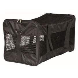 "Trixie Transportadoraem Nylon ""Tbag"" para Cães 54x30x30 cm Preto - 54 x 30 x 30CM - OREXTX28851"