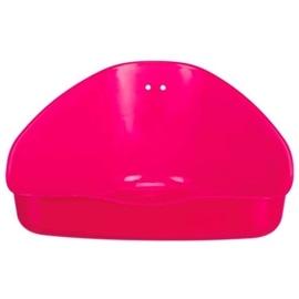 Trixie WC Angular Simples para Hamsters - 16 x 7 x 12CM - OREXTX6254