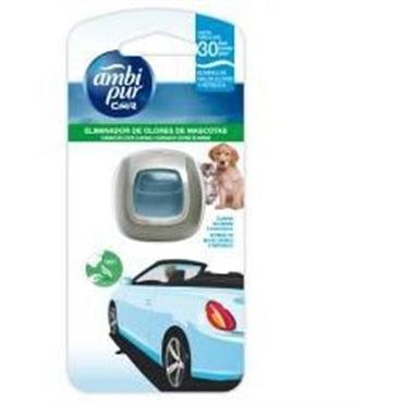 Ambipur Purificador de ar contra odores de animais para carro