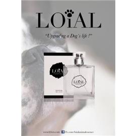 Loial Perfume para cães 100ml - HE1004735