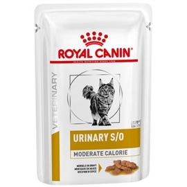 ROYAL CANIN CAT URINARY MODERATE CALORIE - 0.085KGx12 - RC4080001