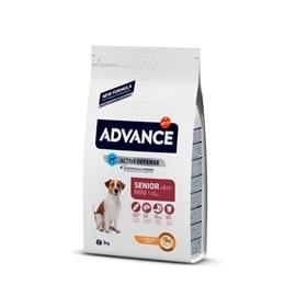 ADVANCE MINI SENIOR CHICKEN/RICE - 0.800 KGS - PR547119