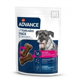 ADVANCE DOG SNACK +7 YEARS 150 GRS - AFF922882