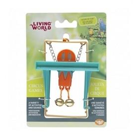 Living World Brinquedos Circus Para Pássaros - TRHB80972