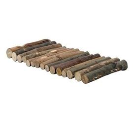 Living World Logs Madeira Flexível Pequeno - TRHG61405