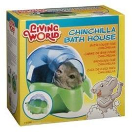 Living World Banheiro Para Chinchila - TRHG61398