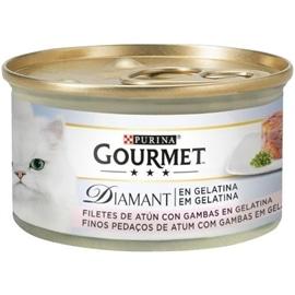 GOURMET DIAMANTE ATUM&CAMAROES 85 GRS - NE12131963