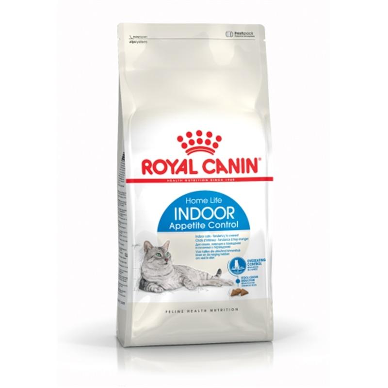 Royal Canin Cat Indoor Apettite Control - 2 kgs - RC622207110