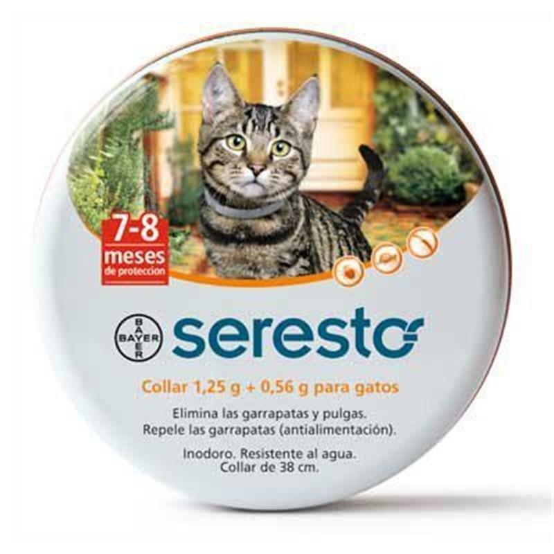 Seresto Coleira Anti-parasitária para Gato - 38 CM - HE1002184