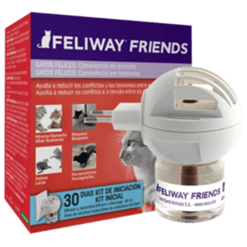 Felway Friends Difusor + recarga 48ml - 4529