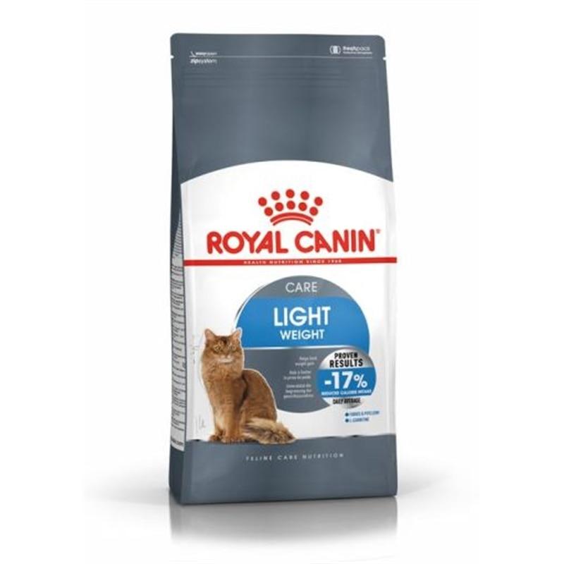 Royal Canin Cat Light Weight Care - 0,400 kgs - RC670121180