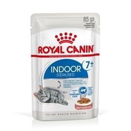 Royal Canin Indoor Sterilized +7 Gravy - 0.085 Grs - RC1278000