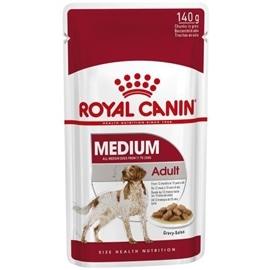 Royal Canin Medium Adult Saqueta - 0.140 Grs - 9003579008362