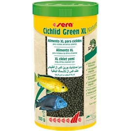 Sera Cichlid Green XL Nature - SERA213