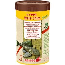 Sera Wels-Chips Nature - 250 ml - SERA511