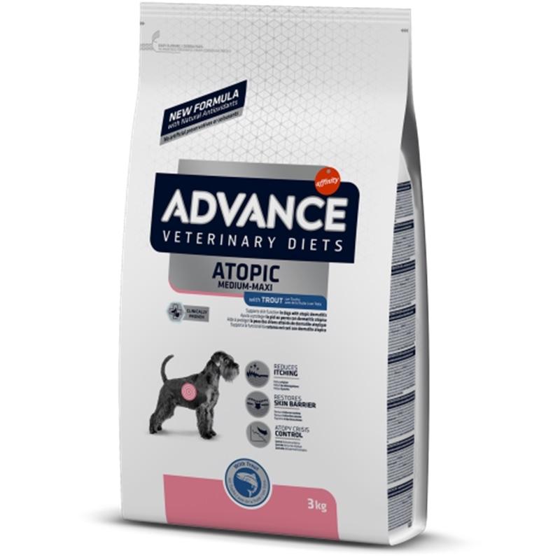 Avet Atopic Care Canine Truta - 3 Kgs - 922638