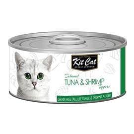 KitCat TUNA & SHRIMP 80g - GEKC-2210