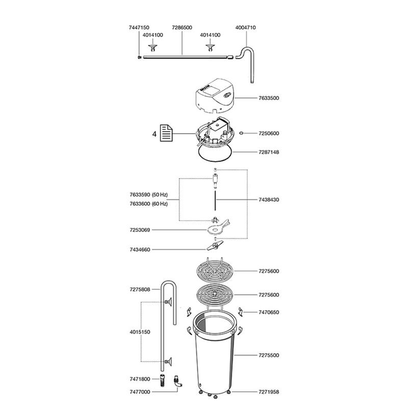 EHEIM FILTRO EXTERIOR CLASSIC 600 #1 - 4011708220849