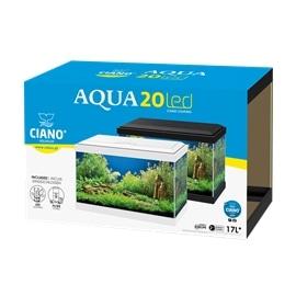 Ciano Aquário Aqua 20 - Preto - 20 - AC540134