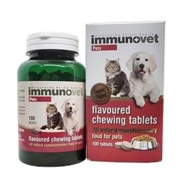 IMMUNOVET PETS - COMPRIMIDOS - 100 comprimidos - HE1009219