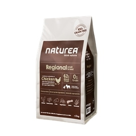 NATUREA REGIONAL SMALL 2 KG - NATNR046