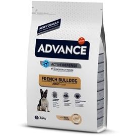 Advance Bulldog Francês - 7,5 Kg - AFF924101
