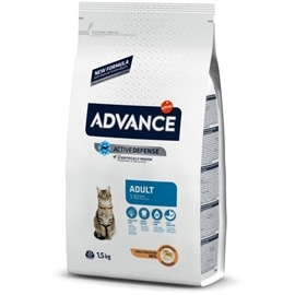 Advance Cat Adult frango&arroz - 3,0 Kgs - AFF921316