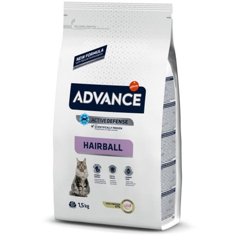 Advance Hairball Peru E Arroz - 0,400 Kgs - AFF924275